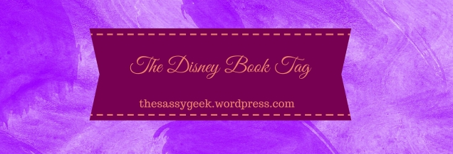 disney book tag