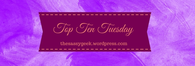 Top Ten Tuesday(9)