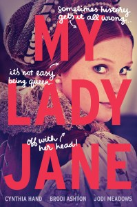 Image result for my lady jane book cover