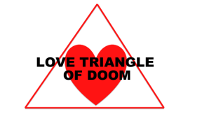 Image result for love triangle